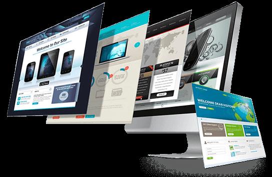 Thiết kế website chuyên nghiệp slider